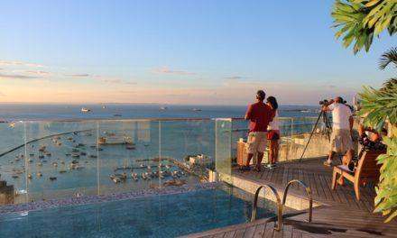 Ocupação hoteleira na Bahia registra números elevados neste verão