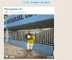 Mangabeira compartilha vídeo de bolsonarista detonando Rui Costa