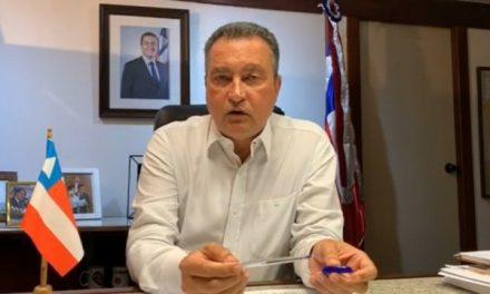 Rui e outros governadores pedem ao presidente do STF suspensão temporária do pagamento de dívidas