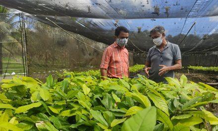 Jackson Moreira e Lanns Almeida fazem transição da gestão na Biofábrica