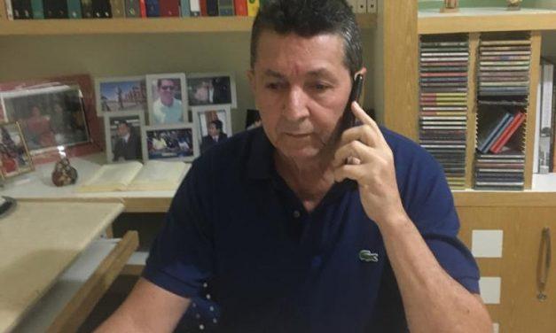 """Ex-prefeito Geraldo Simões critica pacote de maldades de Augusto Castro: """"um crime contra a cidade"""""""