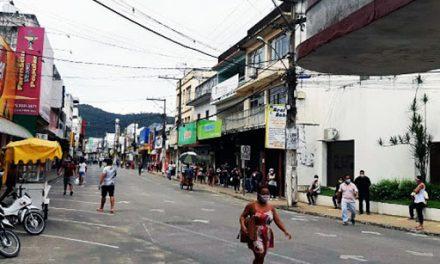 MP aciona município de Ipiaú após flexibilização da abertura do comércio