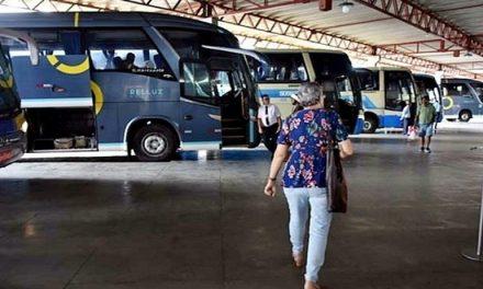 Flexibilização do transporte intermunicipal é iniciada na Bahia; região Sul está fora