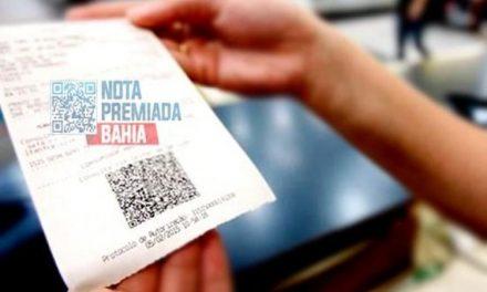 Bilhetes para sorteio da Nota Premiada Bahia estão disponíveis para consulta