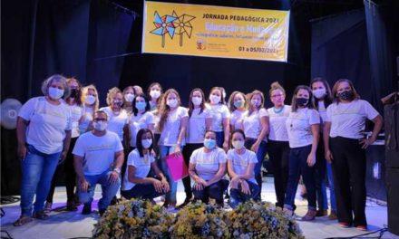 Pré-jornada inicia preparação dos trabalhadores da educação municipal de Ilhéus em 2021