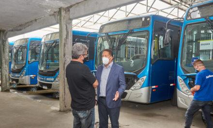 Augusto Castro anuncia retorno do transporte coletivo em Itabuna para dia 17