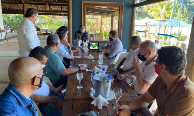 Prefeitos de Itacaré, Maraú e Camamu buscam projeto de solução compartilhada para problema dos lixões