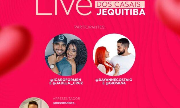 Batalha dos Casais encerra lives da campanha do Dia dos Namorados no Shopping Jequitibá