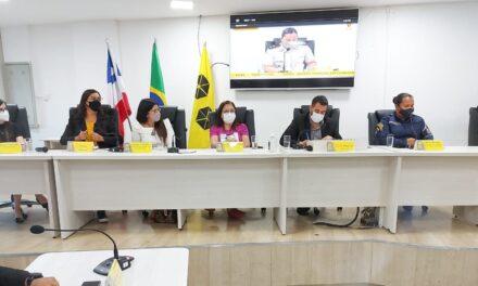 Combate à violência contra mulher tem  novo debate na Câmara de Itabuna