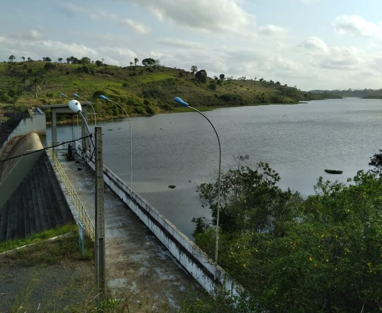 Estiagem nas bacias dos rios Almada e Cachoeira preocupa a Emasa