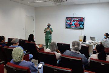 """Saúde mental e os desafios do """"novo normal"""" pautam debate no Hospital Costa do Cacau"""