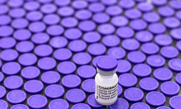 Bahia recebe mais 166.140 doses da vacina Pfizer