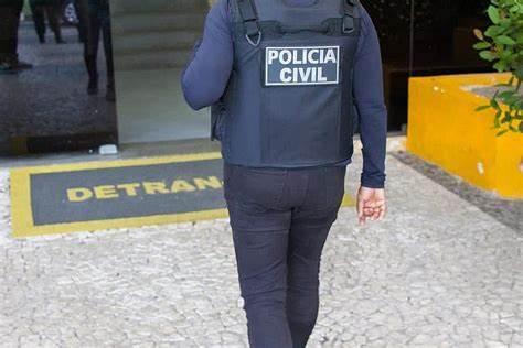 Operação do MP contra cartel de empresas que prestam serviços ao Detran determina que duas pessoas voltem para a prisão