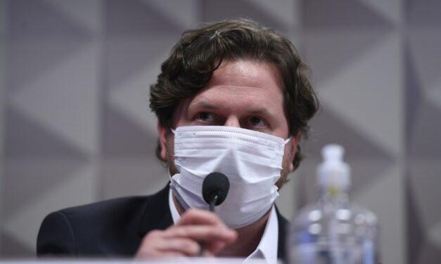 Senadores apontam participação de empresas de Trento e Maximiano em lavagem de dinheiro