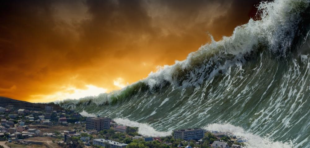 Tomou susto com o tsunami que pode atingir costa do Brasil? Calma que não é para tanto
