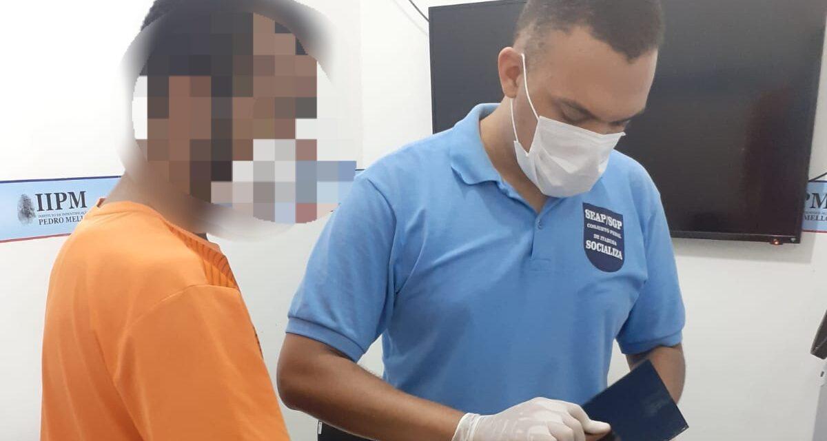 Parceria do Conjunto Penal de Itabuna com Instituto Pedro Mello garante expedição de RGs a 56 reeducandos