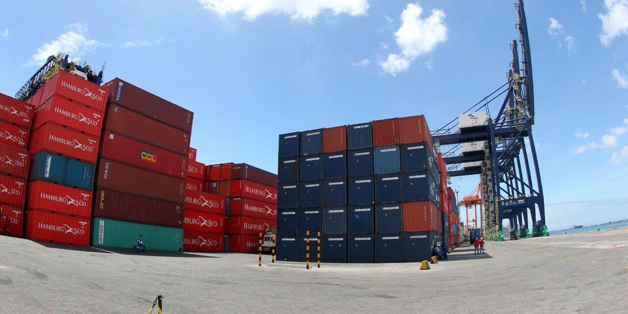Exportações baianas alcançam US$ 946,3 milhões, maior valor do ano